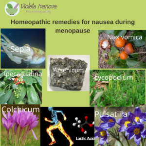 ins, menopause, homeopathic remedies.