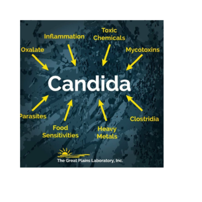Some of the reasons people have Candida Overgrowth